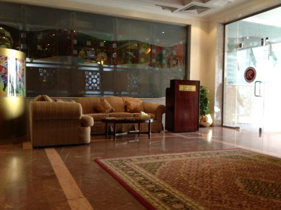 Windsor Tower Hotel Bahrain: Lobby