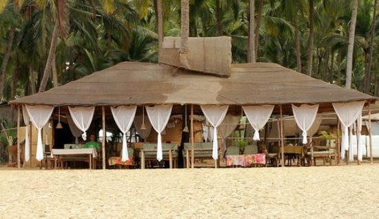 Chattai Beach Huts Restaurant