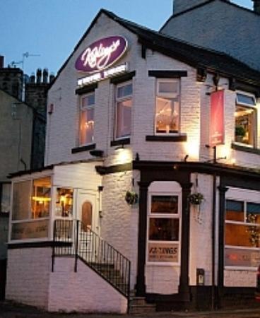 Kiplings Restaurant: Kipling's Bradford