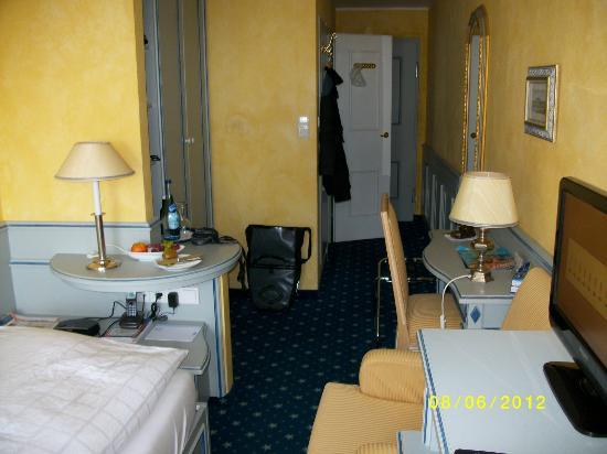 Hotel Wiking Sylt: Einzelzimmer
