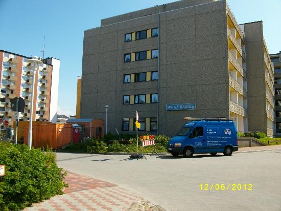 Hotel Wiking Sylt: Außenansicht