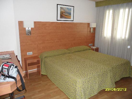 Hotel Avenida: camera doppia