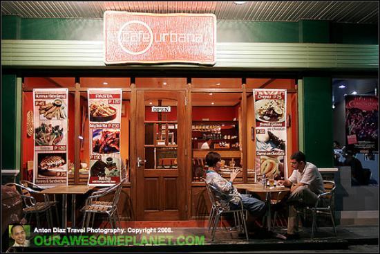 Cafe Urbana