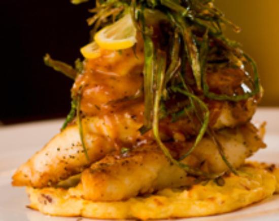 Mignon's Steaks & Seafood: Eggplant