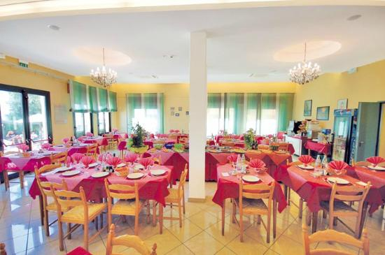 Il Gabbiano: Sala da pranzo