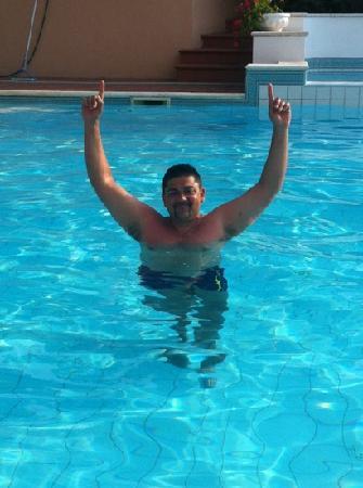 Hotel Milano Helvetia: piscina hotel Milano&Helvetia