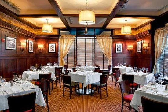 Spencer's for Steaks and Chops : Private Dining Room