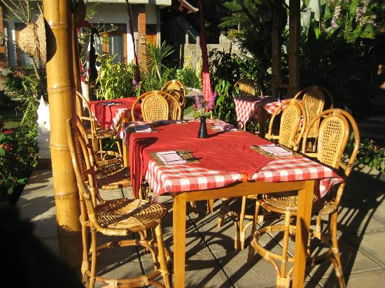 Karangsari Guest House: the breakfast place