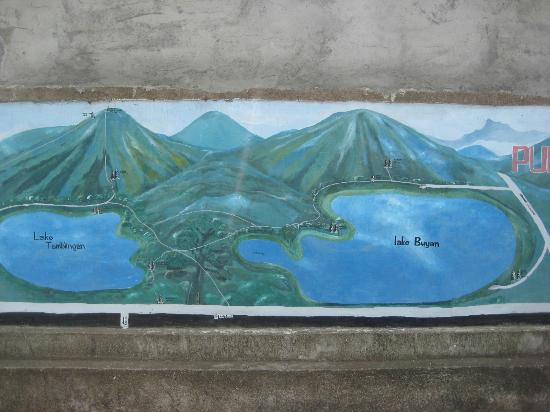 Karangsari Guest House: the twin lakes: Tamblingan & Buyan 