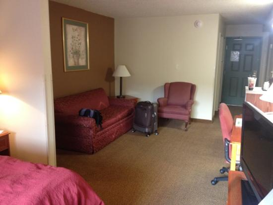 Country Inn & Suites By Carlson, Asheville Downtown Tunnel Road (Biltmore Estate): good space