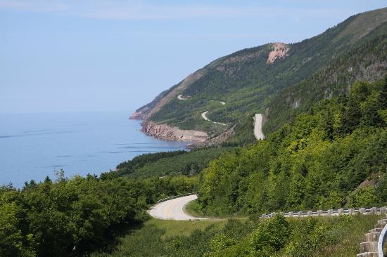 isla del Cabo Bretón, Canadá: Cabot Trail