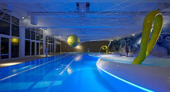 Park Hotel Ai Cappuccini: Acque Ludiche Piscina/Swimming Pool