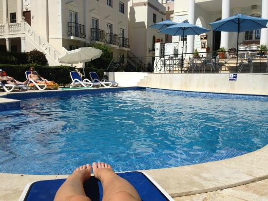 The Old Village Apartments : Pool 1