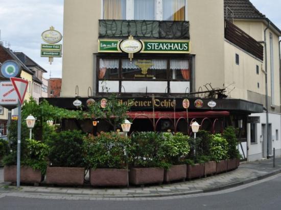 steakhaus goldener ochse siegburg restaurant bewertungen fotos tripadvisor. Black Bedroom Furniture Sets. Home Design Ideas