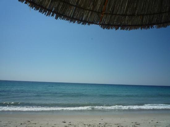 Mendi Hotel: View of the Egay sea