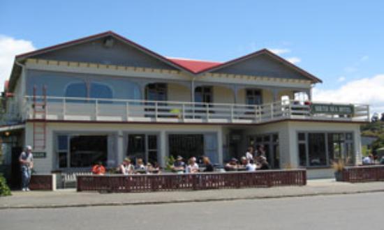 Marshland Restaurant Reviews