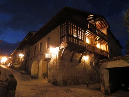 La Casa del Organista: Vista nocturna