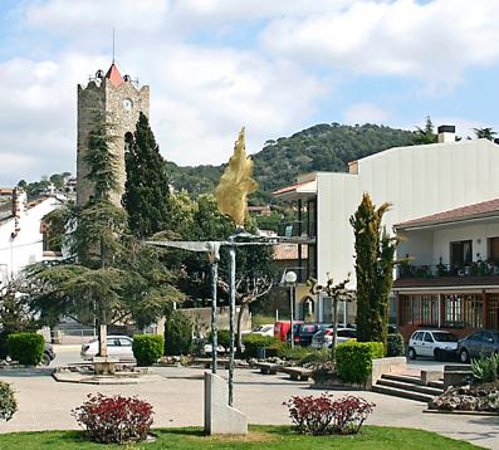 Vallromanes, Espanha: Pl. Esglesia 12