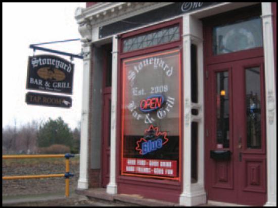Stoneyard bar and grill brockport menu prices restaurant reviews tripadvisor - Restaurant bar and grill ...