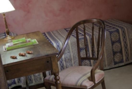 La Casa del Organista: Detalle de habitación