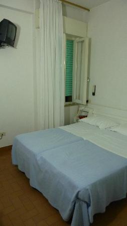 Hotel Aurora: Visuale della camera