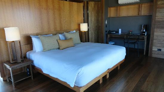 El Questro Homestead: Inside the room