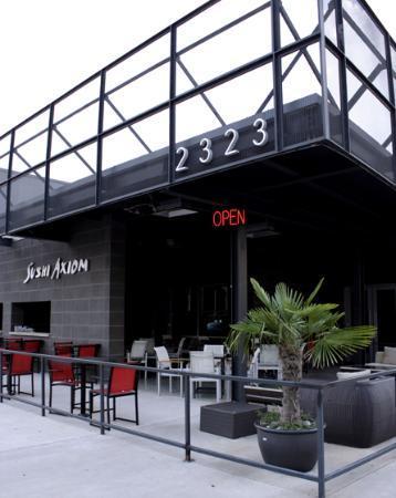 Sushi Axiom Dallas Menu Prices Amp Restaurant Reviews