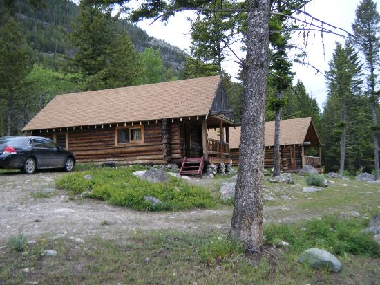 Hawley Mountain Guest Ranch: Our cabin