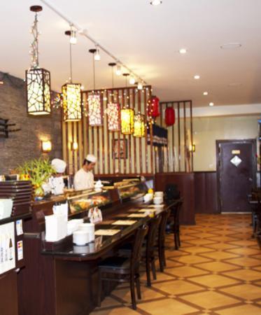Sushi X & Lounge
