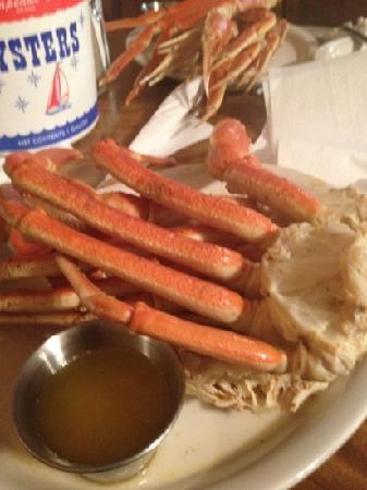 B & J's Steaks and Seafood: B&J Crab Legs