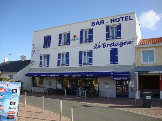 Hotel de bretagne fromentine france voir les tarifs 58 avis et 20 photos - Office tourisme fromentine ...