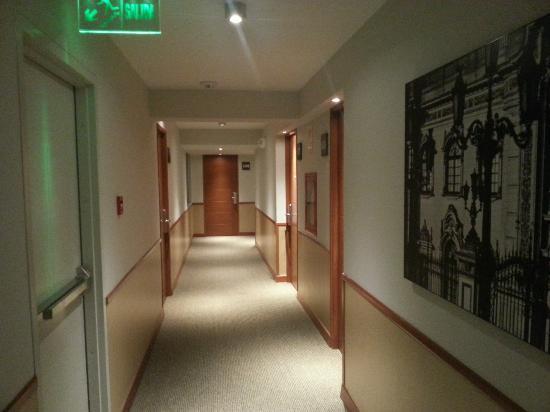 Casa Andina Select Miraflores: pasillo