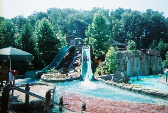 Dollywood's Splash Country Water Adventure Park: Butterfly Slide