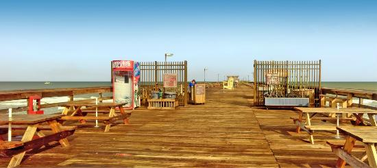 DoubleTree Resort by Hilton Myrtle Beach Oceanfront: Springmaid Pier