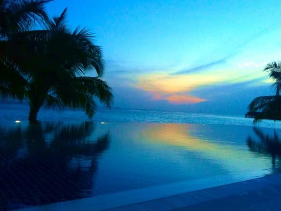 Vilamendhoo Island Resort & Spa: pool