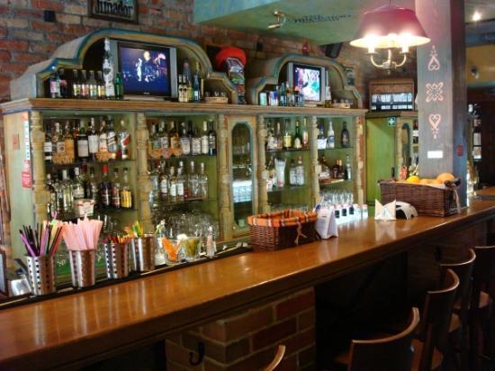 Klondaika Tex-Mex: bar