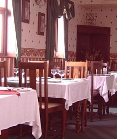 Bayview Hotel restaurant