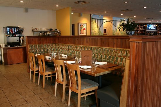 Bridge Road Bistro: Our Chef's Table seats up to 10!
