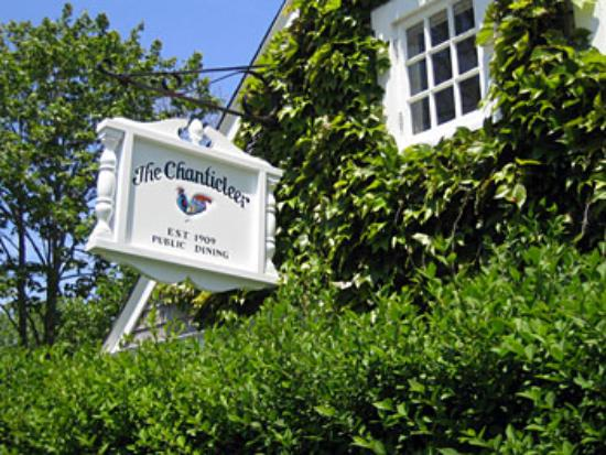 The chanticleer siasconset menu prices restaurant for The chanticleer