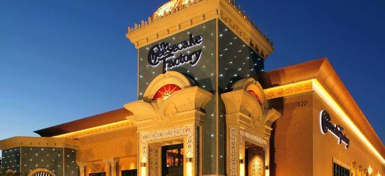 The Cheesecake Factory-bild
