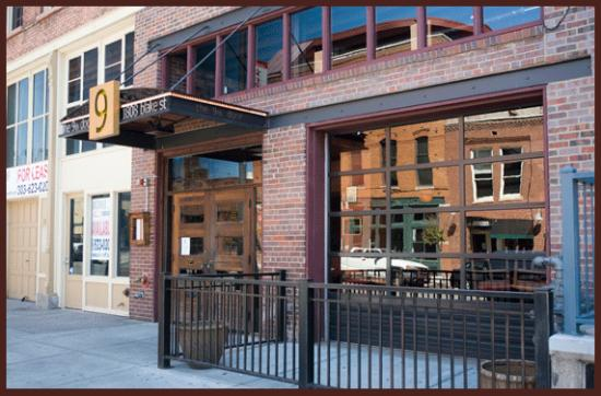 The 9th door downtown denver menu prices restaurant for Door 9 denver
