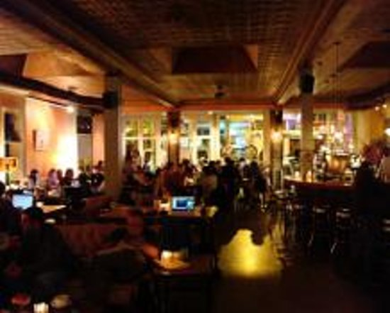 Rooms: Tryst Coffee House And Bar, Washington DC