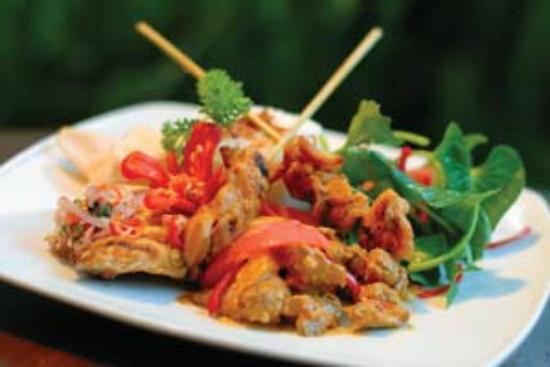 Bali Pesto Cafe