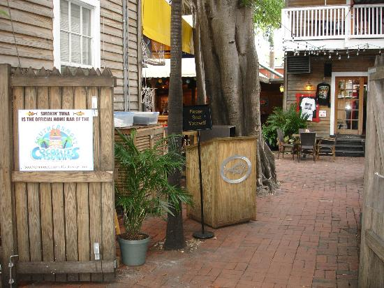 Smokin Tuna Saloon Key West Restaurant Reviews Phone
