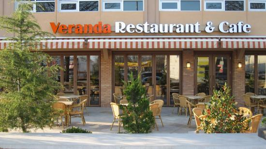 ‪Veranda Restaurant and Cafe‬