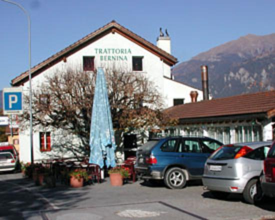 Trattoria Bernina Foto