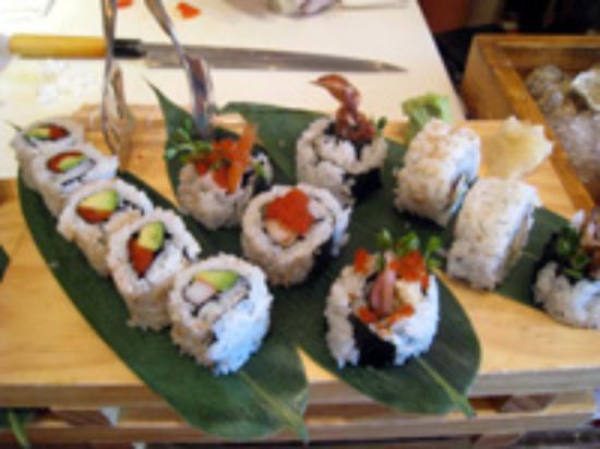 Samurai Sushi Foto