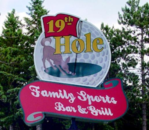 Foto de 19th Hole Sports Bar and Grill