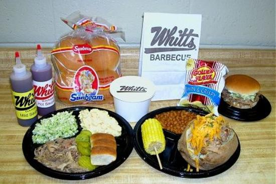 ‪Whitt's Barbecue‬