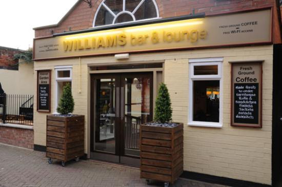 Williams Bar and Lounge